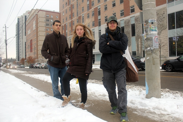 'What are they going to say if I'm found dead?': Waterloo students demand action on housing