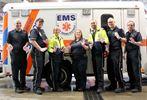 Paramedics think pink