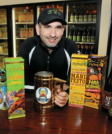 Craft breweries, like Barrie's Flying Monkeys, have to pay to tap into beer market