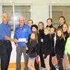 Meaford Rotary donates to skating club
