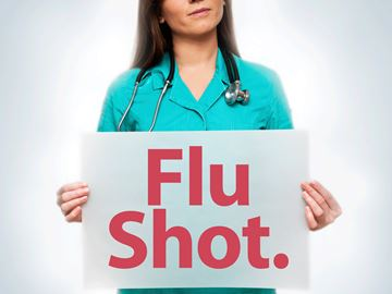 FLU SHOT SEASON IN MUSKOKA