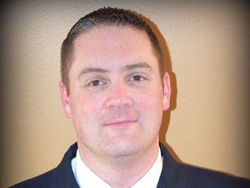 Innisfil Fire Chief Jon Pegg