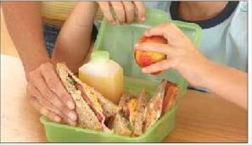 A garbage-free lunch box– Image 1