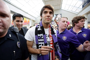 Kaka yet to play but tops MLS wages list-Image1