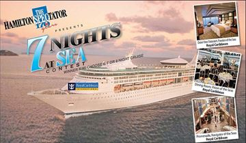 The Spectator presents 7 Nights at Sea Contest