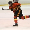 Gryphon hockey men vs. York