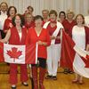 Celebrating the sesquicentennial with song