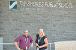 Tay Shores Public School almost ready