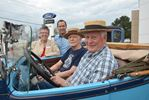 Ford Model A vehicles getting tuned up in Alliston