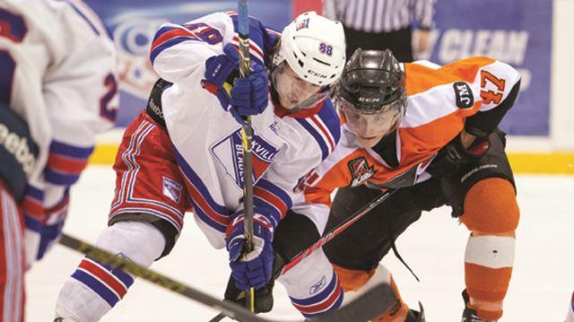 Flyers lead series 3-1