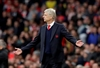 Arsenal top but end of winning run spoils Wenger's birthday-Image1
