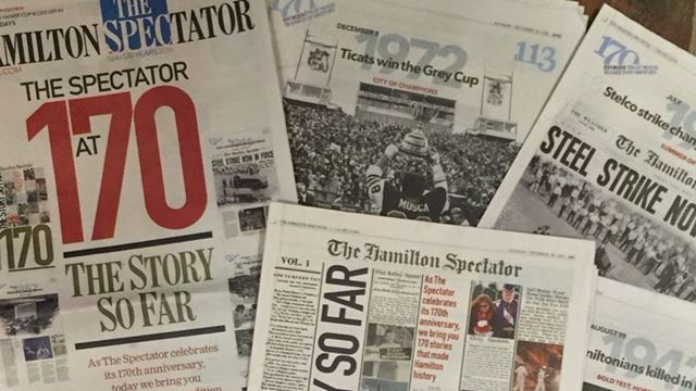 The Spectator's 170th anniversary publication