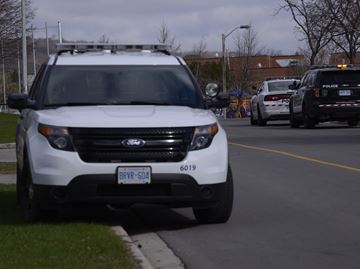 Halton police investigating following alleged indecent act in Oakville backyard