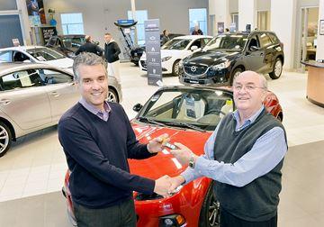 Dealership changes hands