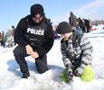 Cops & Kids Ice Fishing Derby