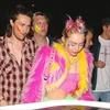 Miley Cyrus throws sexy birthday bash-Image1