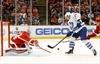 Mrazek helps Red Wings beat Maple Leafs 3-0-Image1
