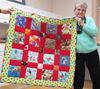 Baby quilts for Attawapiskat